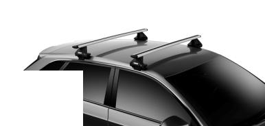 Dakdragers voor voertuigen met fixpunt of normaal dak