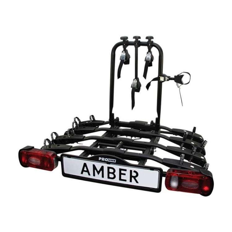 Pro User Amber voor 4 fietsen
